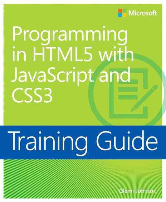 Training Guide By Johnson, Glenn